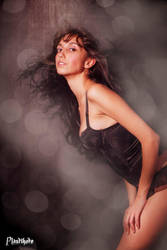 Black lingerie V by Lady-Veronica
