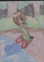a loelyness boy by divagantas