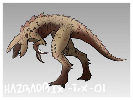 Hazradrix-TrX-01 (request)