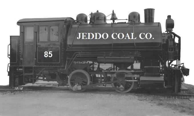 Jeddo Coal Company #85 by mabmb1987