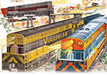Lionel FM Trainmasters