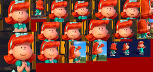 Heather (Little Red Haired Girl)