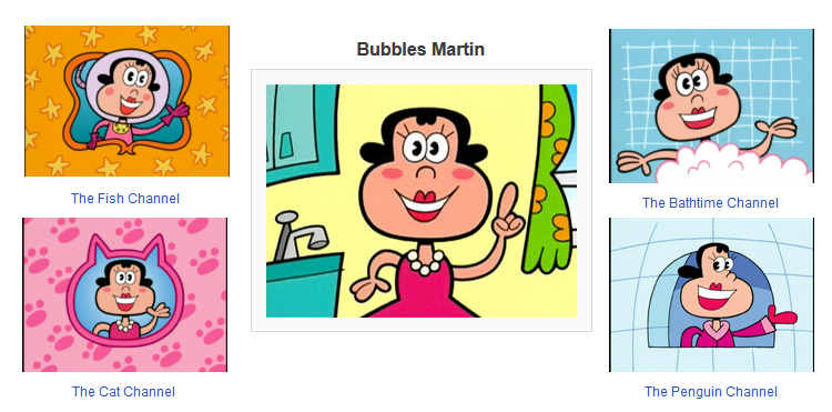 Bubbles Martin by mabmb1987