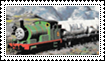 Stamp - Percy the Small Engine by mabmb1987