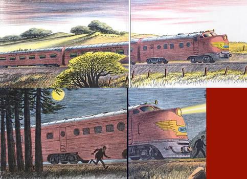 Diesel Locomotives - Shady Glade
