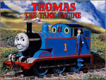 Game 1 - Thomas the Tank Engine and Friends