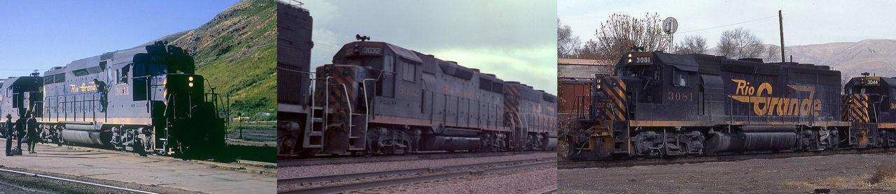 Locomotives - Runaway (1973)