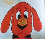 Happy Halloween from Clifford