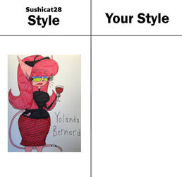 Sushicat28's Style, Your Style - Yolanda Bernard
