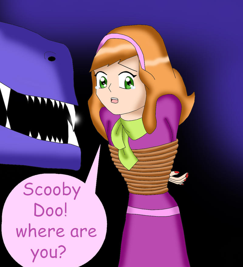 Daphne scooby doo by sincity2100 on deviantart - Scooby doo daphne ...
