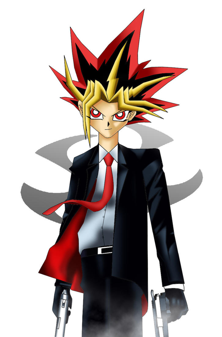 Yami The Hitman by Sincity2100