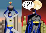 .: Batman 1960 meets modern Batman :.