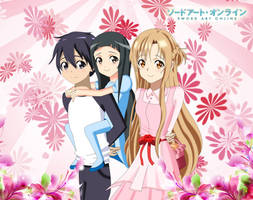 .: SAO : Happy Family :. by Sincity2100