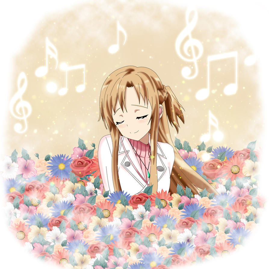 .: SAO : Music Dream :. by Sincity2100