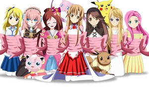 .: Ribboned Princesses :.