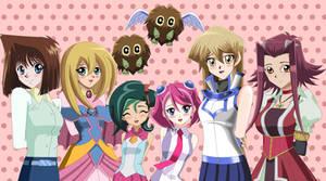 .: Yu-Gi-Oh! Girls :.