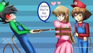 .: YGO GX : Mario and Luigi GX :.