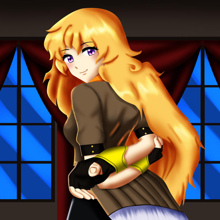 .: Yang Xiao Long :. by Sincity2100