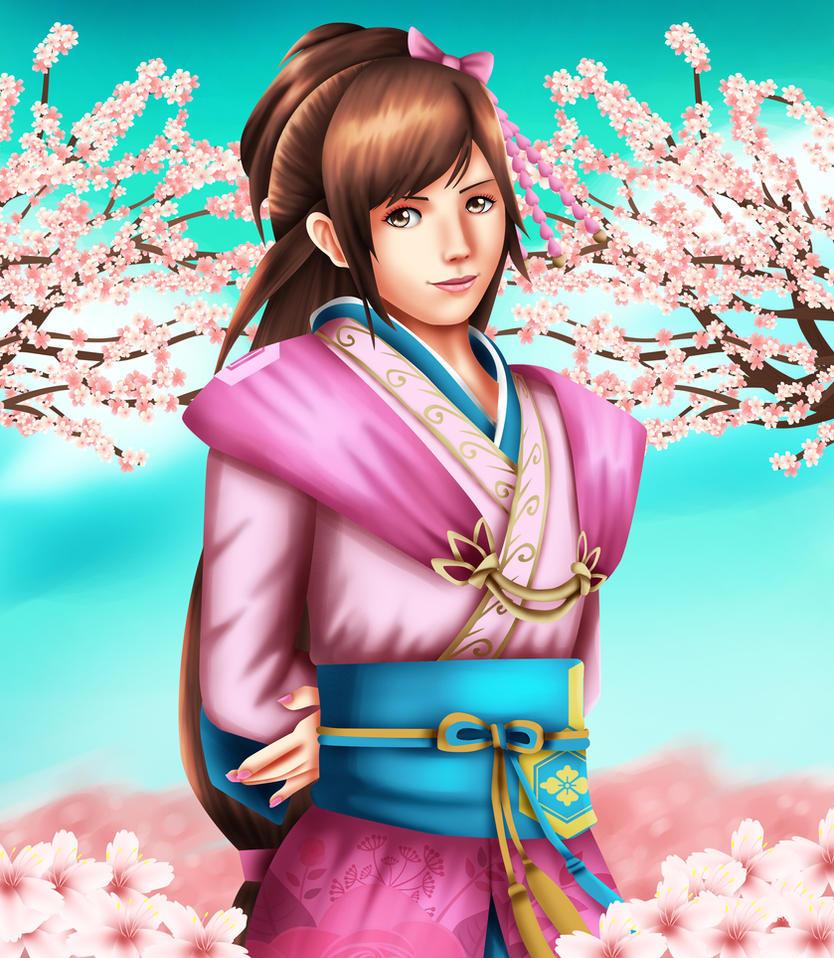 .: SW : Oichi : Bloom :. by Sincity2100