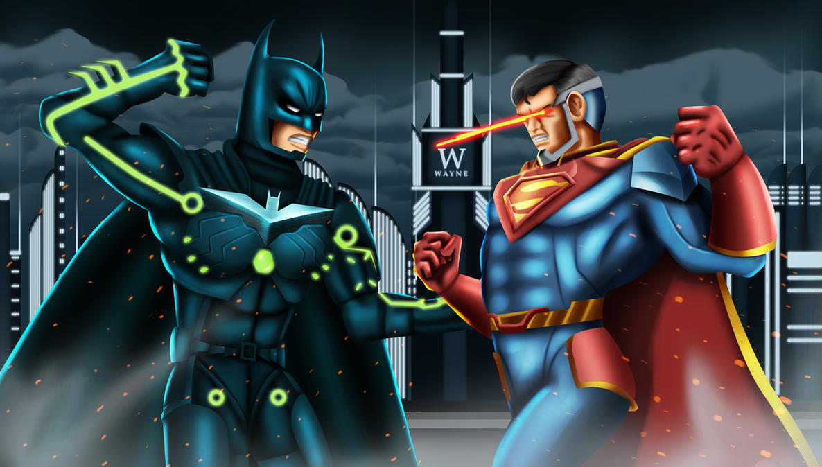 .: Injustice : Shattered Alliances :. by Sincity2100