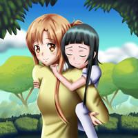 .: SAO : Mama and Child :. by Sincity2100