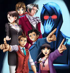 .: Ace Attorney : Defenders of the Law :.