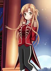 .: SAO : Asuna Peacecraft :. by Sincity2100
