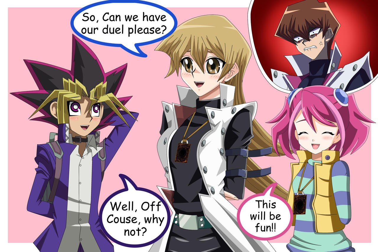 Fate Bound by Sincity2100 | Anime, Fate, Yugioh