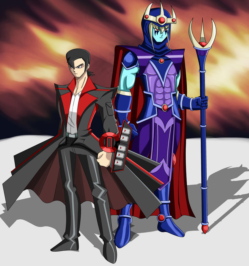 .: YGO OC : The King Slayer :. by Sincity2100