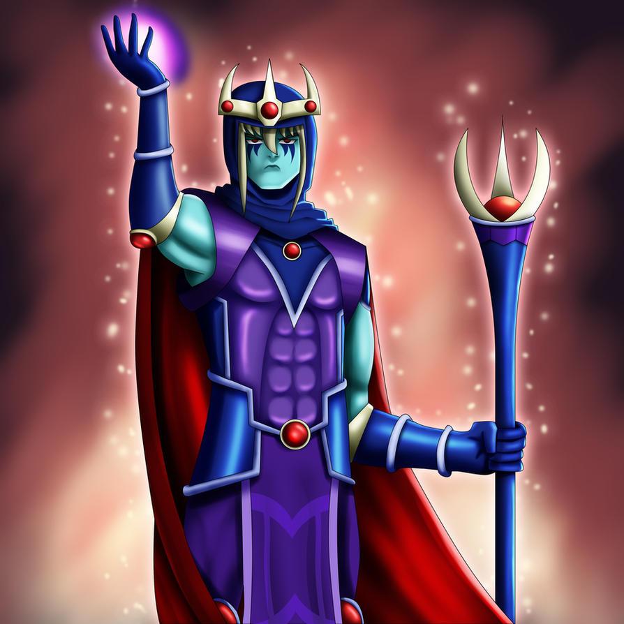.: Ultimate Sorcerer :. by Sincity2100