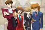 .: Yu-Gi-Oh! Ace Attorney :. by Sincity2100