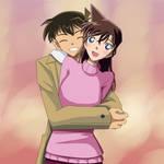 .: ShinRan : Hug :. by Sincity2100