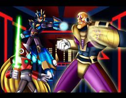 .: Megaman X Infinity Wars :. by Sincity2100