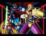 .: Megaman X Infinity Wars :.