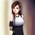 .: Tifa Lockhart : FF7 Remake :.