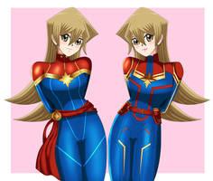 .: Captain Asuka / Alexis :.