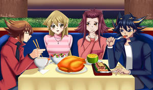 .: YGO : Double Date :.