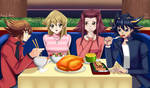 .: YGO : Double Date :. by Sincity2100