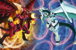 .: YGO 5Ds : Clear Mind Vs Burning Soul :. by Sincity2100