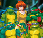 .: TMNT : Good Times :. by Sincity2100