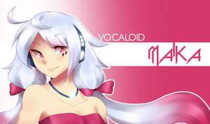VOCALOID - MAIKA by Utakoloid