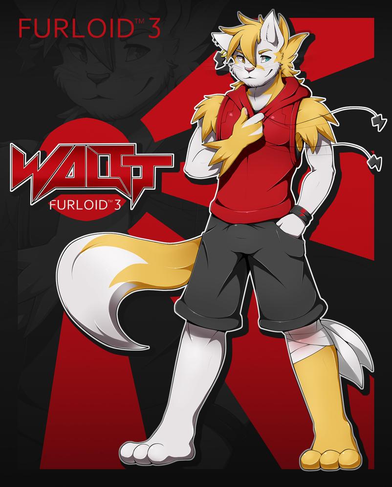 WALTT Concept Art by Utakoloid