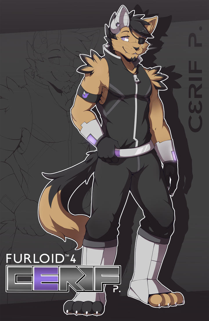 FURLOID4 Cerif P. by Utakoloid