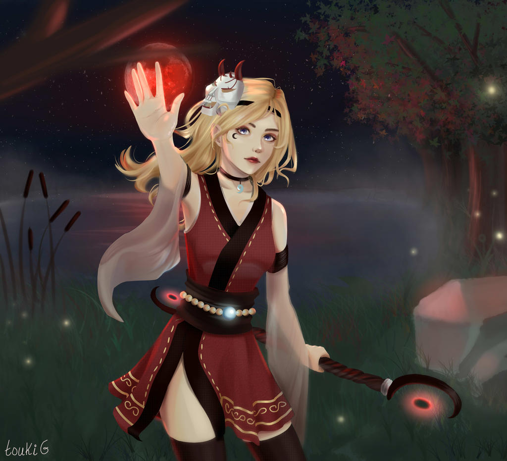 Blood Moon Lux