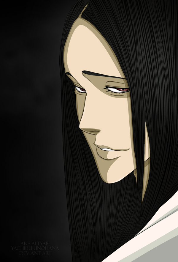 Bleach 523 : Yachiru Unohana by SLN87