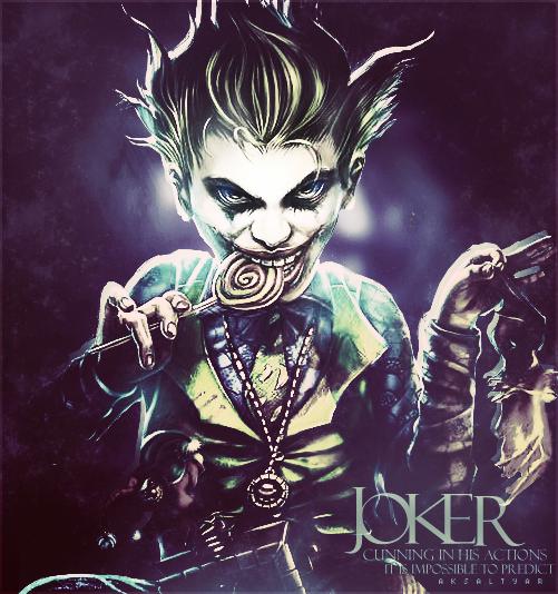 Poster Joker ~ by SLN87