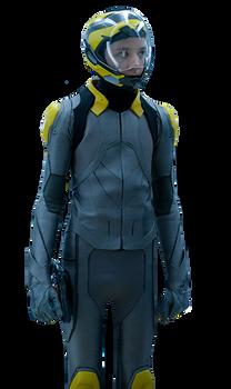 Ender Wiggin - Cutout