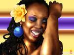 African Beauty IX