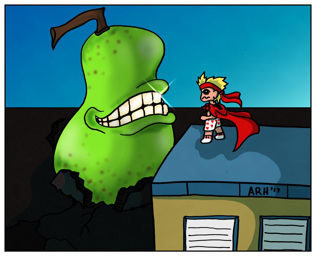 Random ERA: Need A Hero? by Ryu-Oni