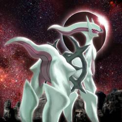 Dark Arceus by Xous54